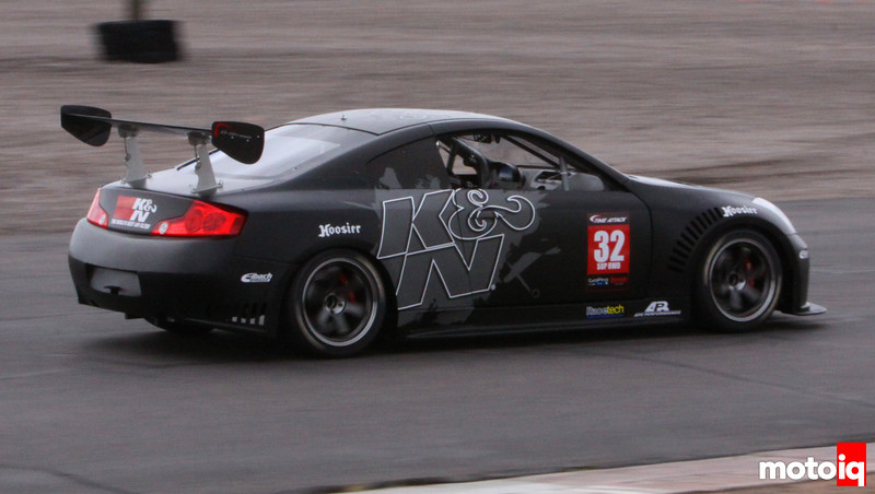Paul Brown K&N G35