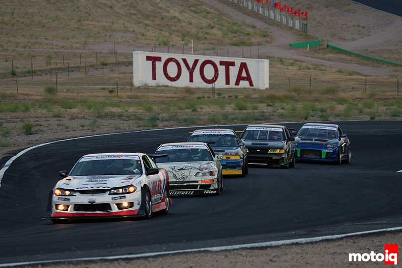 Stepanyan Stomps TU!  MPTCC Round 4 Willow Springs