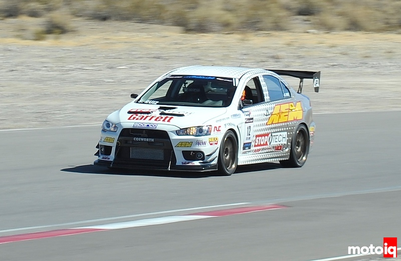 Redline Time Attack Spring Mountain