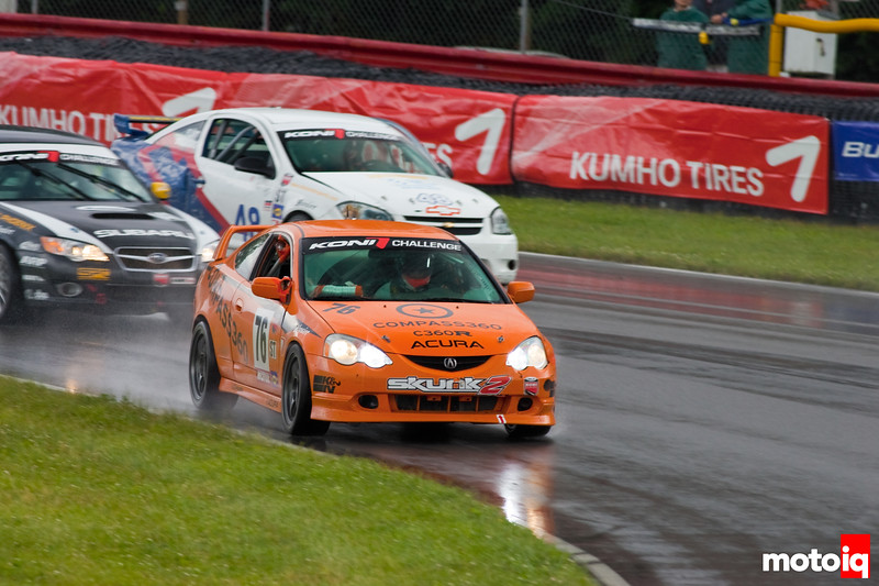 Compass Racing Acura RSX