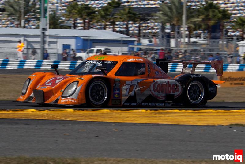 Doran Racing Daytona Prototype MotoIQ Radio