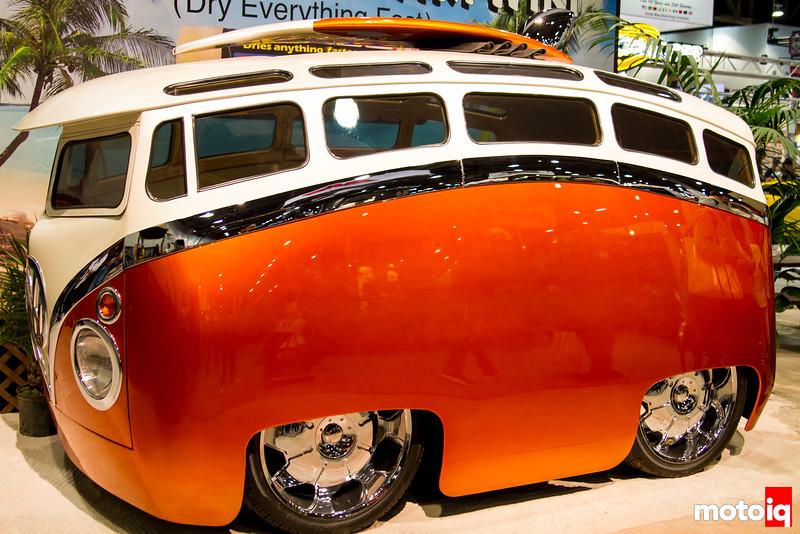 Ron Berry VW Bus