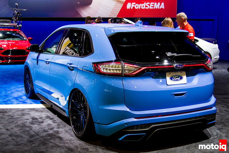 Tjin Edition Ford Edge Sport