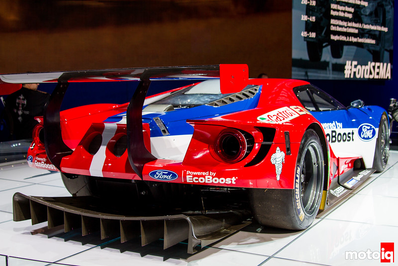 Ford Ecoboost GT race car