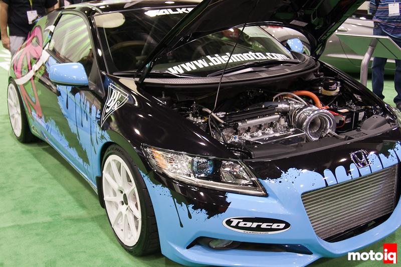 Bisimoto Honda CR-Z