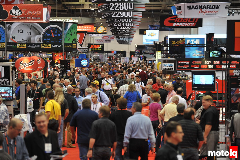 The 2010 SEMA Show kicked-off on Tuesday, November 2, highlighting thousands of new products and tricked-out display vehicles, as well as a host of informative educational seminars designed to help push the specialty-parts industry forward.