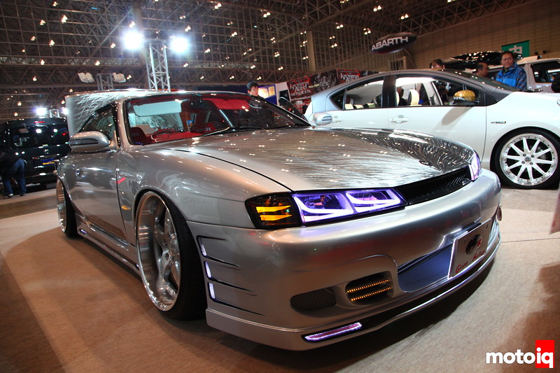 The Odyvia look has become very commonplace amoungst S14s