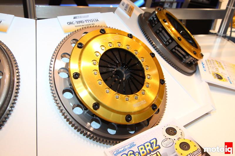 Ogura Racing Clutch 86/BRZ single/dual clutches.