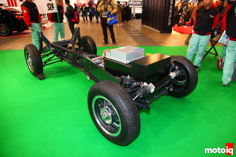 2000GT EV concept.