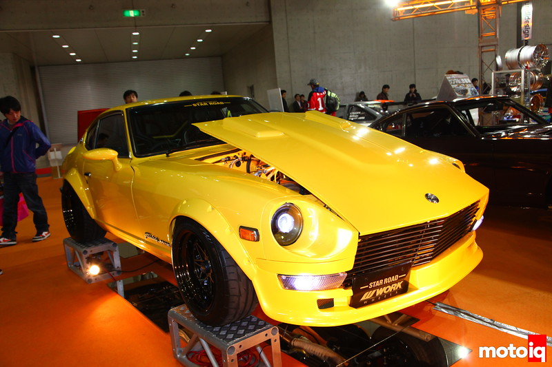 S30 Restoration by Star Road of Tokyo.
