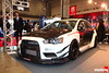 With a 2.2L kit from cosworth, Precision Turbo Kit, 5-spd Dog-box, this EVO from G-Force is stated to produce 600 HP.