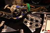 JUN: VR38DETT Turbo kit and Plenum - Cut Away View.