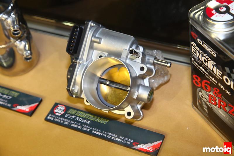 Cusco: BR-Z/86 Big Bore throttle