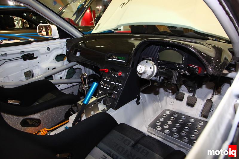 Ben Sopra/Greddy/TRA Kyoto 380SX: Aim Pista, Bride Zeta.