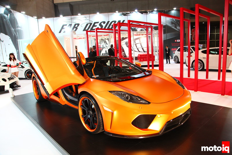 Fab Design Lambo... I think. Again my taste in cars is more the common mans ride.