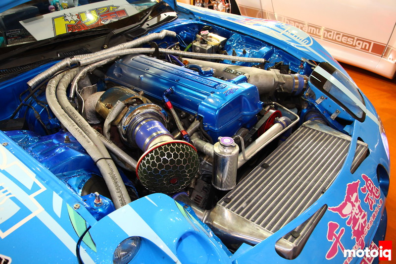 RE Amemiya: 2JZ into a FD, Desecrated? HKS T04R w/264 cam, 1JZ-5SPD, Tomei LSD, ATS Carbon Twin.