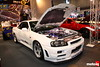 T-Get R34: Stainless Manifolds, Ti-Muffler. Hyperco Springs, RH-9 Sachs based shock bodies, AP Calipers.