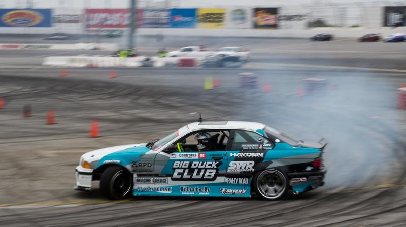 BMW E36 drifting
