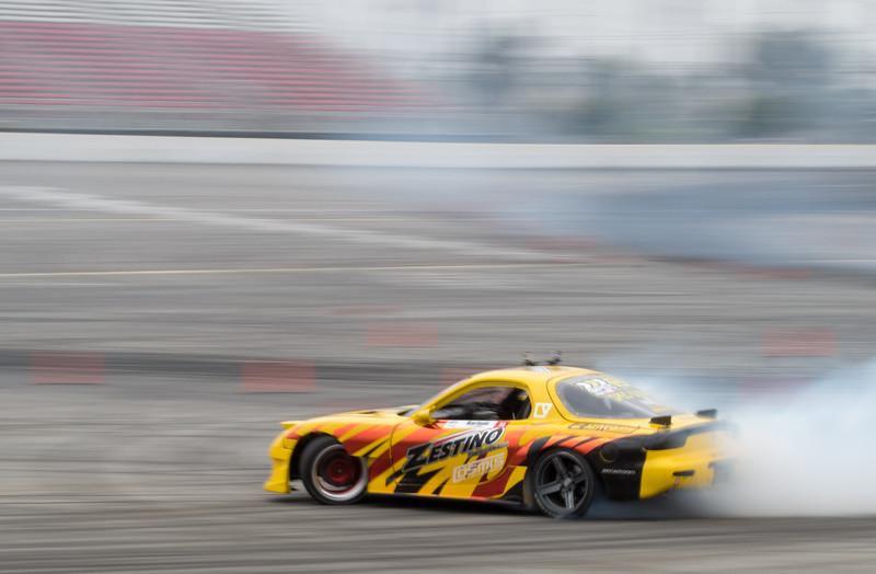Mazda RX7 FD drifting