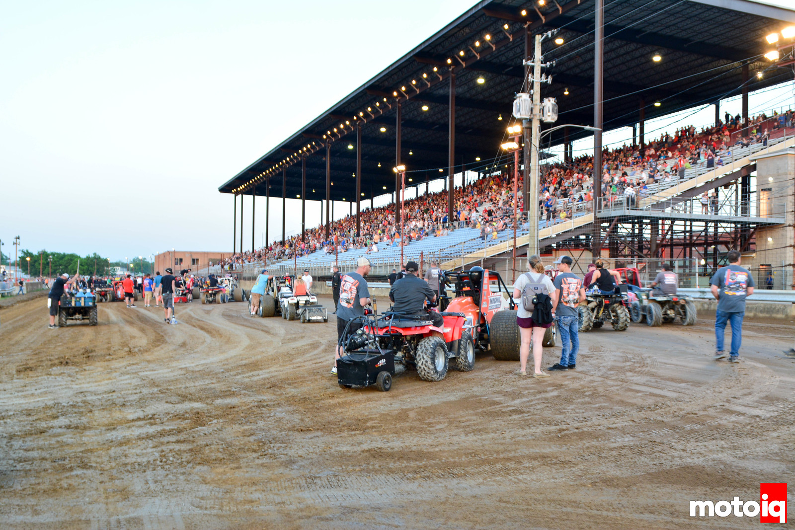 Hoosier Hundred Grid