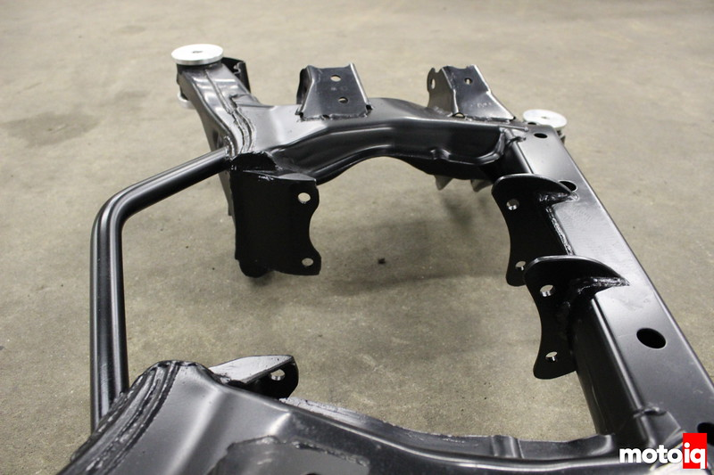 FRS Modified Sub Frame