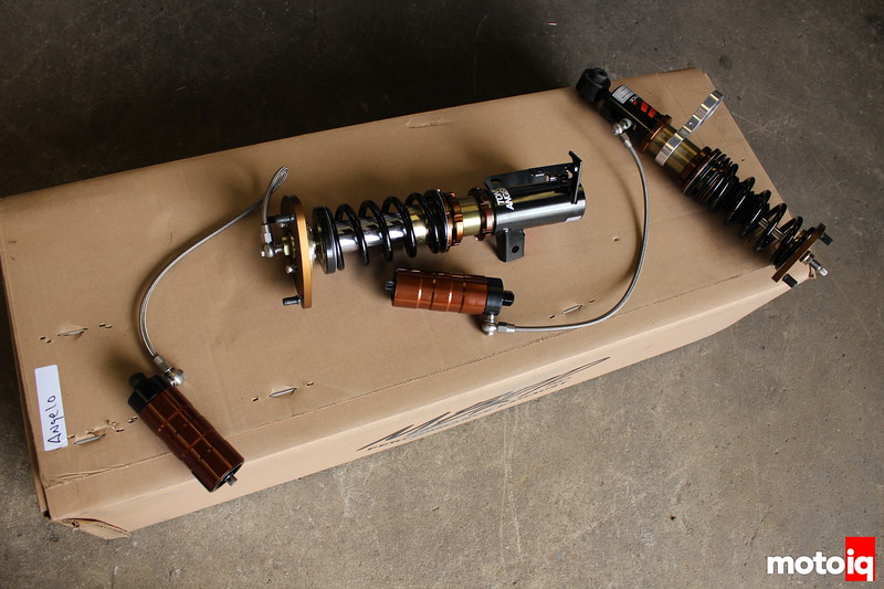 Stance USA Dampers Tony Angelo