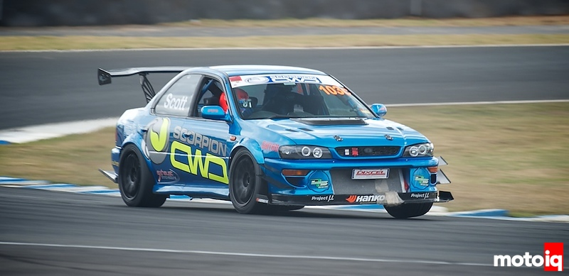 Scorpion AWD, World Time Attack, WTAC
