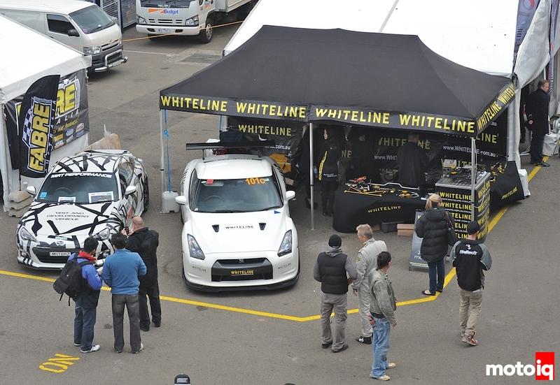 Whiteline, WTAC