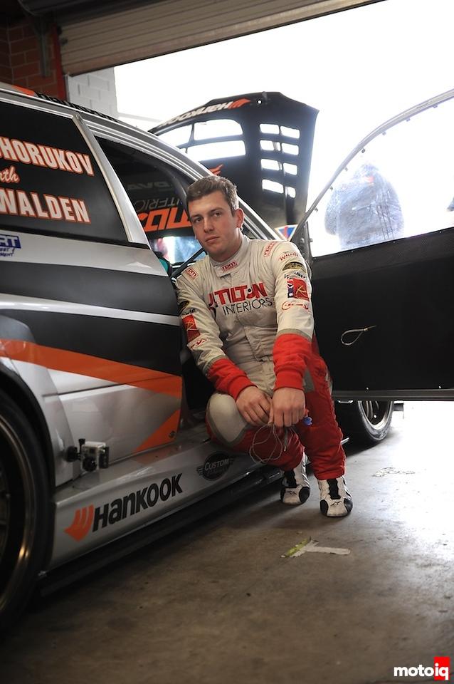 Tilton Interiors Racing