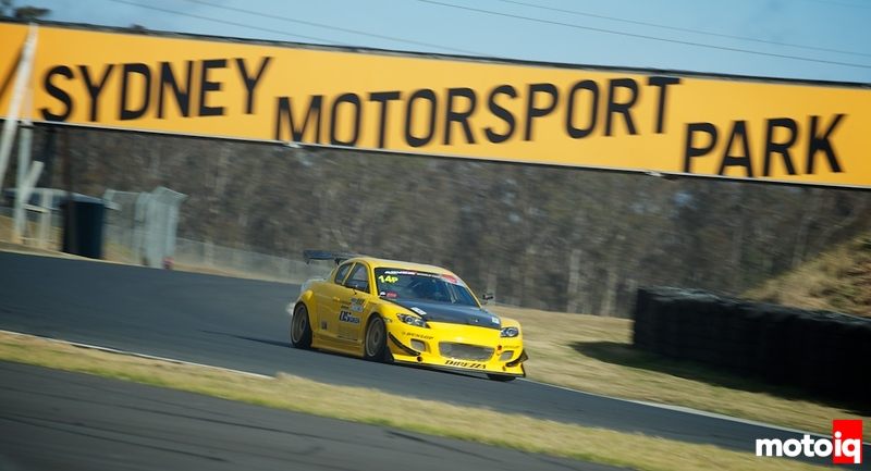 world time attack, mazda rx8