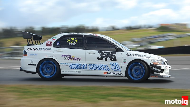 IS Motor Racing, World Time Attack, WTAC