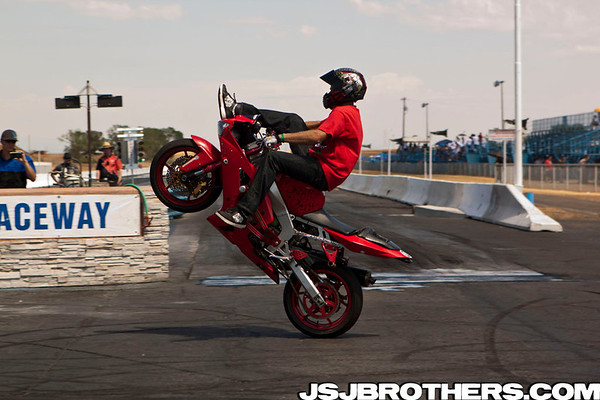 4th Annual West Coast Nationals Stunt Bike