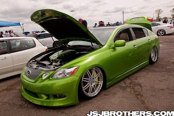 CMI Spring Jam 2013 Car Show