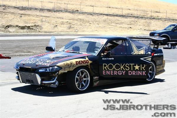 Drift Battle 7-6-06 Altamont Raceway, CA