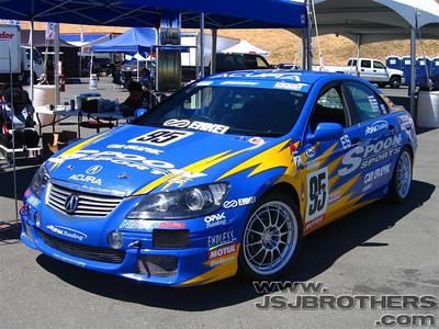 Formula Drift Practice Day 7-7-06 Infineon Raceway, CA