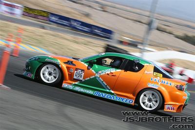 Formula Drift 8-11-07 Infineon Raceway, CA