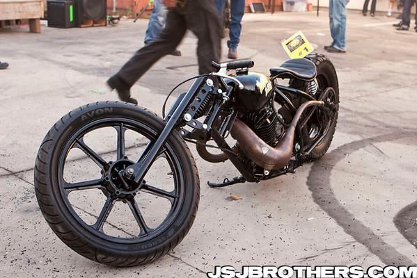 Dirtbag Challenge Bikes
