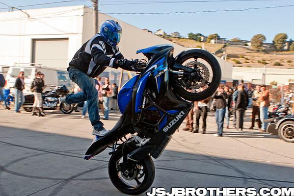 Dirtbag Challenge 2011 Stunts