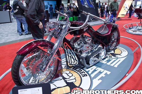 International Motorcycles Show Custom Bikes
