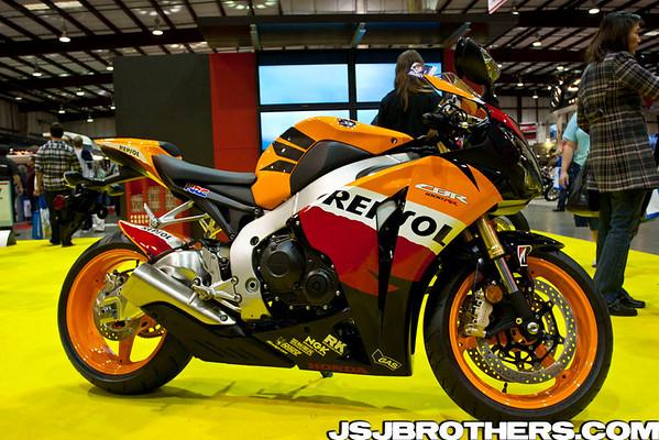 International Motorcycles Show Bikes
