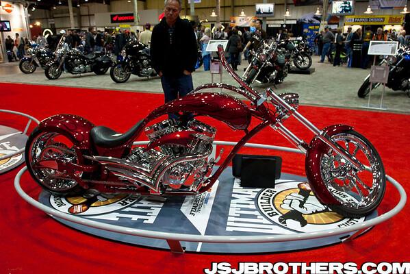 International Motorcycles Show Custom Bike