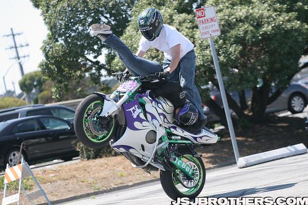 Stunt Show Hosted By BayBizness Stunts