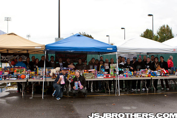 "5th Annual ""For the Kids"" Toy Drive Toys"