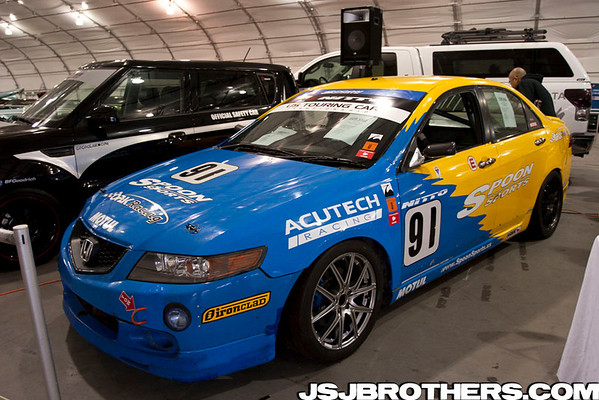 ShiftR Silicon Valley International Auto Show Cars