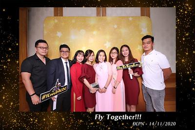 Dịch vụ in ảnh lấy liền & cho thuê photobooth tại Tiệc công ty Đa Lộc Phương Nam | Instant Print Photobooth Vietnam at Da Loc Phuong Nam Party
