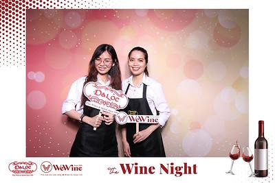 Dịch vụ in ảnh lấy liền & cho thuê photobooth tại sự kiện Tiệc thử rượu công ty Đa Lộc| Instant Print Photobooth Vietnam at Da Loc's Wine Night