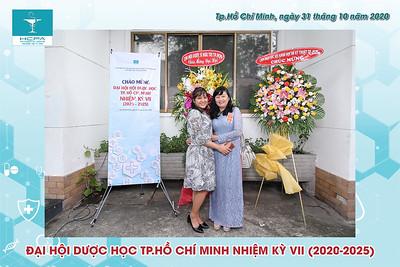 Dịch vụ in ảnh lấy liền & cho thuê photobooth tại Đại hội Hội dược học TPHCM | Instant Print Photobooth Vietnam at HCMC Pharmaceutical Association Meeting