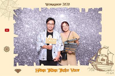 Dịch vụ in ảnh lấy liền & cho thuê photobooth tại sự kiện Hội thảo Công ty Điền Quân   Instant Print Photobooth Vietnam at Dien Quan's Workshop