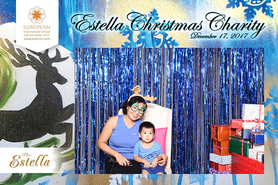 Chụp ảnh lấy liền và in hình lấy liền từ photobooth tại tiệc giáng sinh gây quỹ của trường EIS | Instant Print Photobooth at EIS's Charity Christmas Party | PRINTAPHY - PHOTO BOOTH VIETNAM