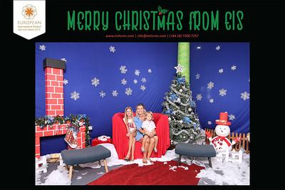 Dịch vụ in ảnh lấy liền & cho thuê photobooth tại sự kiện tiệc noel giáng sinh của trường quốc tế EIS | Instant Print Photobooth Vietnam at EIS Christmas